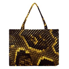 Pattern Skins Snakes Medium Tote Bag