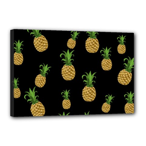 Pineapples Canvas 18  x 12