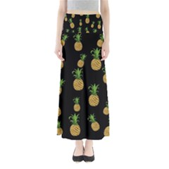 Pineapples Maxi Skirts