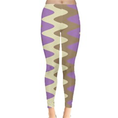 Nougat Ripple Leggings