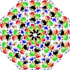 Pattern Background Wallpaper Design Golf Umbrellas