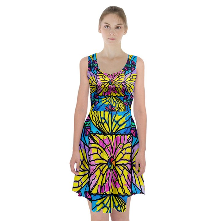 Beltane - Racerback Midi Dress