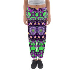Dots And Very Hearty Women s Jogger Sweatpants