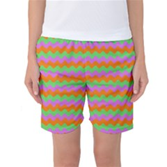 Tropical Dream State Women s Basketball Shorts