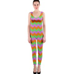 Tropical Dream State Onepiece Catsuit