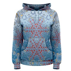 Pattern Background Pattern Tile Women s Pullover Hoodie
