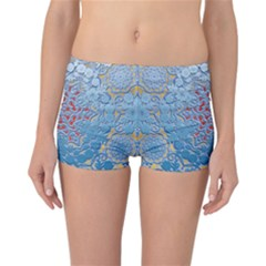 Pattern Background Pattern Tile Reversible Bikini Bottoms