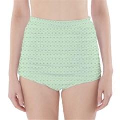 Fibonaci High Waisted Bikini Bottoms