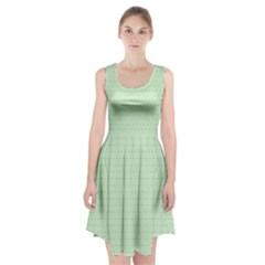 Fibonaci Racerback Midi Dress