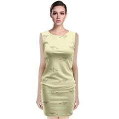 Winner Classic Sleeveless Midi Dress