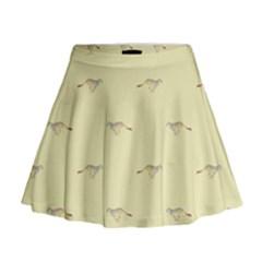 Winner Mini Flare Skirt