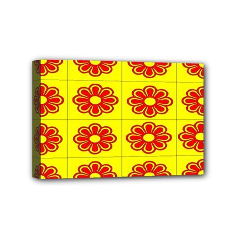 Pattern Design Graphics Colorful Mini Canvas 6  x 4