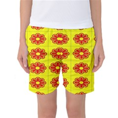 Pattern Design Graphics Colorful Women s Basketball Shorts