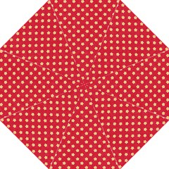Pattern Felt Background Paper Red Straight Umbrellas