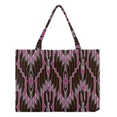 Pearly Pattern Medium Tote Bag
