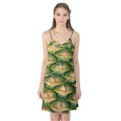 Pineapple Pattern Camis Nightgown