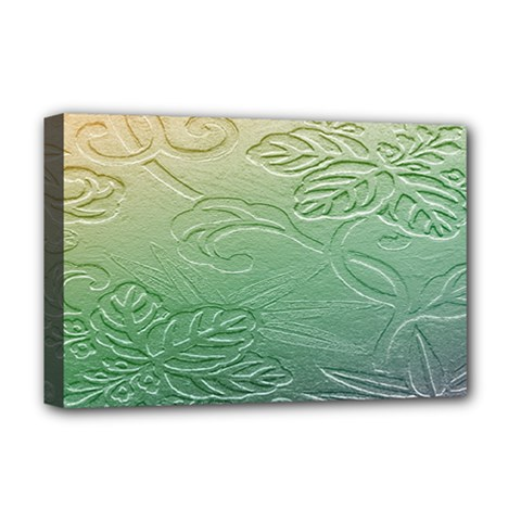 Plants Nature Botanical Botany Deluxe Canvas 18  x 12