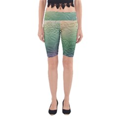 Plants Nature Botanical Botany Yoga Cropped Leggings