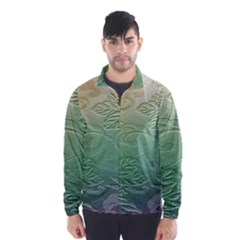 Plants Nature Botanical Botany Wind Breaker (Men)