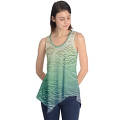 Plants Nature Botanical Botany Sleeveless Tunic