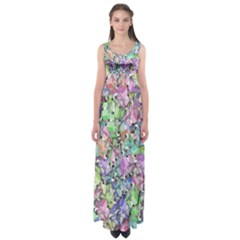 Presents Gifts Christmas Box Empire Waist Maxi Dress