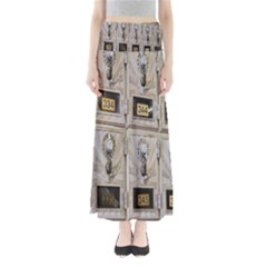 Post Office Old Vintage Building Maxi Skirts