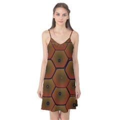 Psychedelic Pattern Camis Nightgown