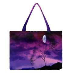 Purple Sky Medium Tote Bag