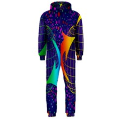 Recycling Arrows Circuit Hooded Jumpsuit (men)