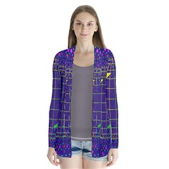 Recycling Arrows Circuit Cardigans