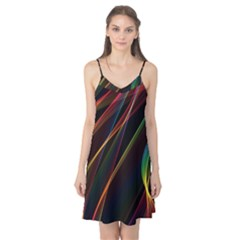 Rainbow Ribbons Camis Nightgown