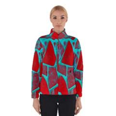 Red Marble Background Winterwear