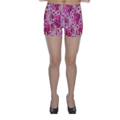 Roses Flowers Rose Blooms Nature Skinny Shorts