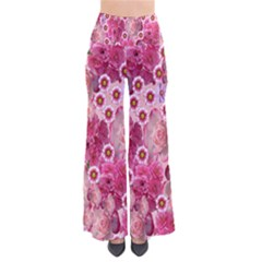 Roses Flowers Rose Blooms Nature Pants