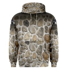 Roof Tile Damme Wall Stone Men s Pullover Hoodie