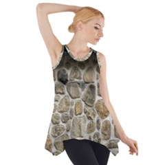Roof Tile Damme Wall Stone Side Drop Tank Tunic