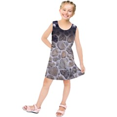 Roof Tile Damme Wall Stone Kids  Tunic Dress