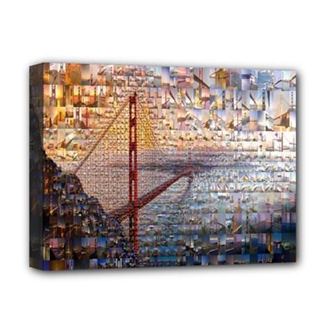 San Francisco Deluxe Canvas 16  x 12