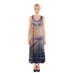 San Francisco Sleeveless Maxi Dress