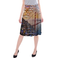 San Francisco Midi Beach Skirt