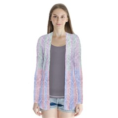 Seamless Kaleidoscope Patterns In Different Colors Based On Real Knitting Pattern Cardigans