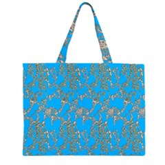 Seamless Pattern Background Seamless Large Tote Bag