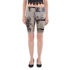 Sewing  Yoga Cropped Leggings