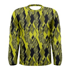 Seamless Pattern Background Seamless Men s Long Sleeve Tee