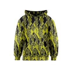Seamless Pattern Background Seamless Kids  Pullover Hoodie