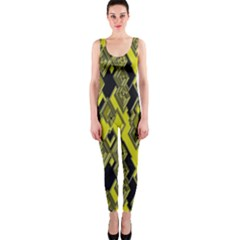 Seamless Pattern Background Seamless OnePiece Catsuit