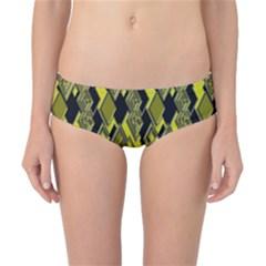 Seamless Pattern Background Seamless Classic Bikini Bottoms