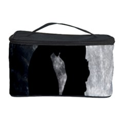 Silhouette Of Lovers Cosmetic Storage Case