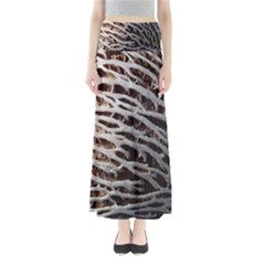 Seed Worn Lines Close Macro Maxi Skirts