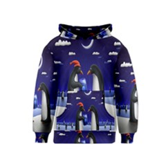 Small Gift For Xmas Christmas Kids  Pullover Hoodie